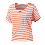 Billabong Spirit Oversize Shirt Damen koralle/weiß