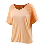 Billabong Show Me Off Oversize Shirt Damen orange
