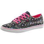 DC Bristol SE Sneaker Damen pink/weiß/bunt