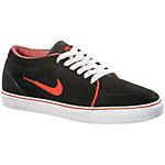 Nike Satire Mid Sneaker schwarz/rot/weiß