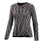 Pepe Jeans Strickpullover Damen schwarz/weiß