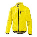 VAUDE Drop III Fahrradjacke gelb
