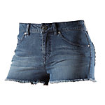 Volcom Stix Hi Rise Jeansshorts Damen denim