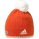 adidas DSV Crochet 2 Bommelmütze orange/weiß