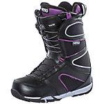Nitro Snowboards Crown TLS 12/13 Snowboard Boots Damen schwarz/lila