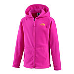 The North Face Fleecejacke Mädchen pink