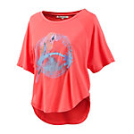 Billabong It Takes Two T-Shirt Damen koralle