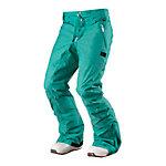 Bench Ferrera Snowboardhose Damen grün
