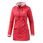 Bench Cue Sweatjacke Damen rot