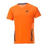 adidas Laufshirt Herren orange