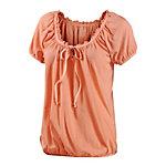 Herrlicher T-Shirt Damen apricot