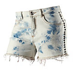 Fornarina Jeansshorts Damen bleached/denim