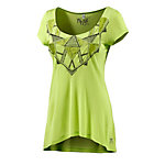 Neighborhood T-Shirt Damen limette