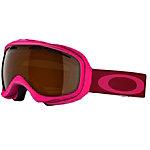 Oakley Elevate Snowboardbrille Damen himbeer