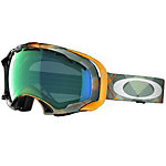 Oakley Splice Snowboardbrille orange/grau