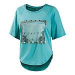 Billabong It Takes Two T-Shirt Damen türkis