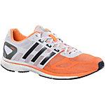 adidas Adizero Adios Boost W Laufschuhe Damen weiß/orange