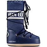 Moonboot Moon Boot Nylon Winterschuhe blau