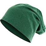MasterDis Jersey Heather Beanie grün
