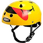 Nutcase Gen3 Dazed-Amused Fahrradhelm Kinder gelb/schwarz