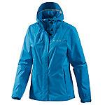 VAUDE Bircho Jacket Wmn Regenjacke Damen blau
