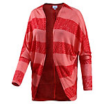 Bench Bubbles Strickjacke Damen koralle/rot