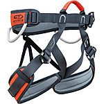 Climbing Technology Explorer Klettergurt schwarz/orange