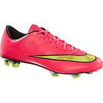 Nike MERCURIAL VELOCE II FG. Fußballschuhe Herren neonrot