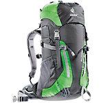 Deuter Climber Wanderrucksack Kinder grün/anthrazit