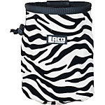 LACD Zebra Chalkbag schwarz/weiß