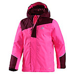 adidas Outdoorjacke Kinder himbeer/bordeaux