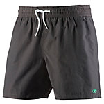 TOM TAILOR Badeshorts Herren anthrazit