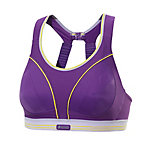 Shock Absorber RUN Sport-BH Damen lila