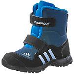adidas Adisnow II Winterschuhe Kinder blau/schwarz