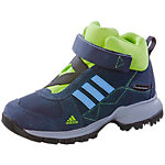 adidas Powderplay Winterschuhe Kinder blau/grün