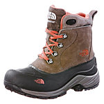 The North Face Chilkats Lace Winterschuhe Jungen braun/schwarz