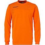 Uhlsport Fußballtrikot Herren orange/schwarz