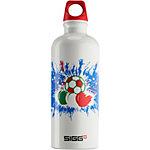 SIGG Trinkflasche weiß/grün