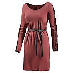 Neighborhood Jerseykleid Damen rostbraun