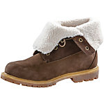 TIMBERLAND Authentics Teddy Winterschuhe Damen dunkelbraun