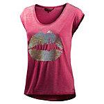 TOM TAILOR T-Shirt Damen pink