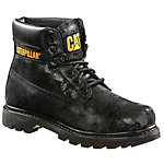 CATERPILLAR Colorado Schnürstiefel Damen schwarz/metallic