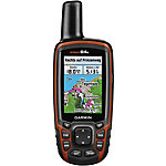 Garmin map64s GPS grün/orange