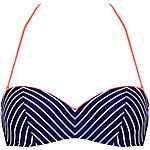 watercult Bikini Oberteil Damen blau