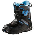 Burton Grom Snowboard Boots Kinder schwarz/blau
