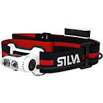 SILVA Trail Runner II Stirnlampe LED schwarz/rot