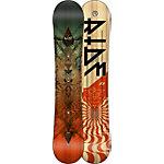 Ride Snowboards Wild Life All-Mountain Board Herren schwarz/rot