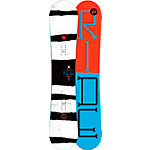 Ride Snowboards Control All-Mountain Board Herren schwarz/weiß