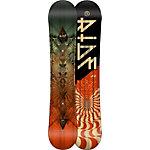 Ride Snowboards Wild Life Wide All-Mountain Board Herren schwarz/rot