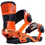 Ride Snowboards Rodeo Snowboardbindung orange/schwarz